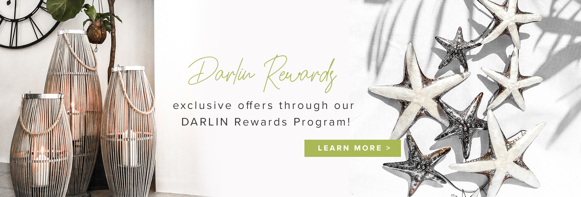 Darlin Rewards Program Details